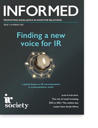 Informed 110 - cover