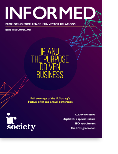 Informed 111 - cover