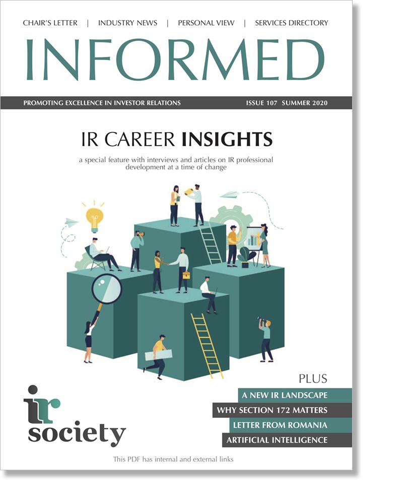 Informed 107 - cover