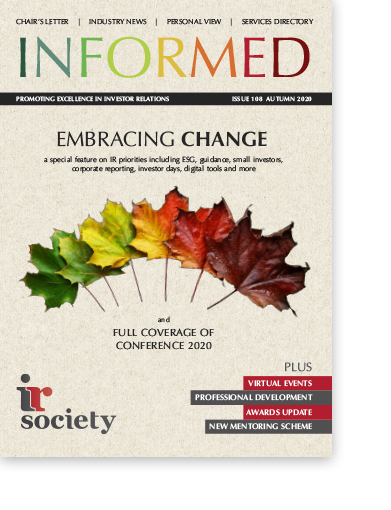 Informed 108 - cover