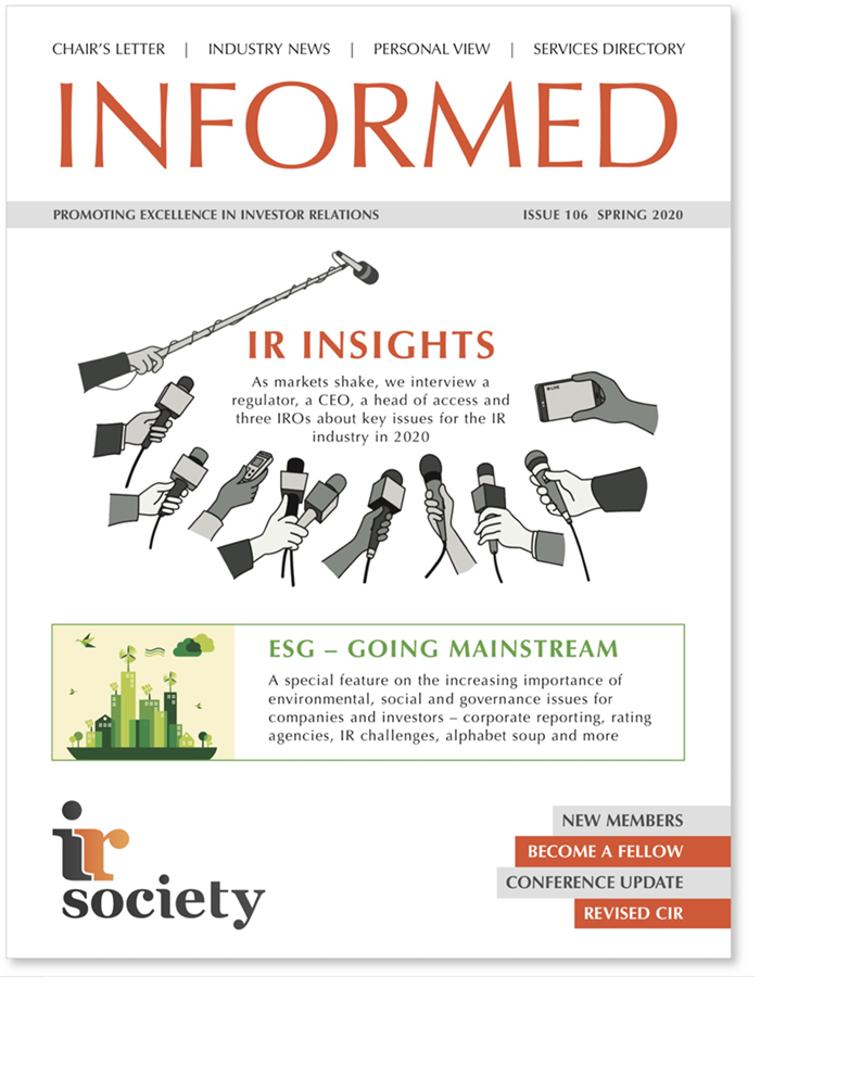 Informed 106