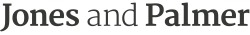 Jones and Palmer logo